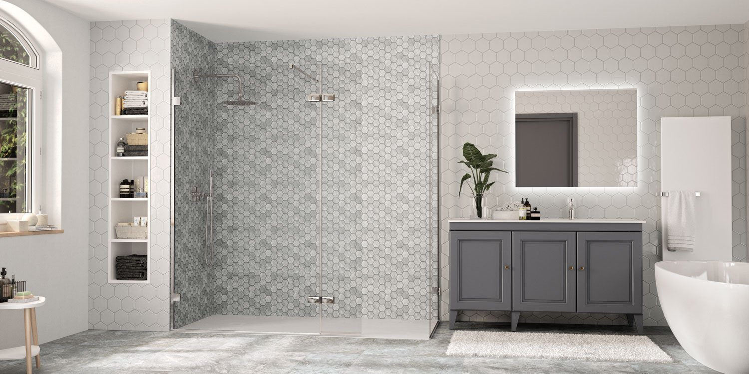 ARYSTO-TEN_Shower-Panel-and-Hinged-Panel-with-End-Panel_LR